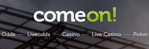 ComeOn casino, poker og odds