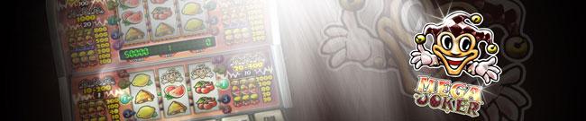Mega Joker - klassisk spilleautomat fra NetEnt