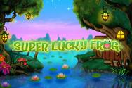 Super Lucky Frog fra NetEnt