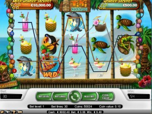 Tiki Wonders Jackpot