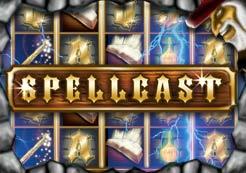 Spellcast - spilleautomat fra NetEnt