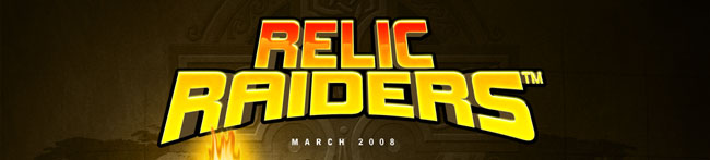 Relic Raiders - spilleautomat fra NetEnt